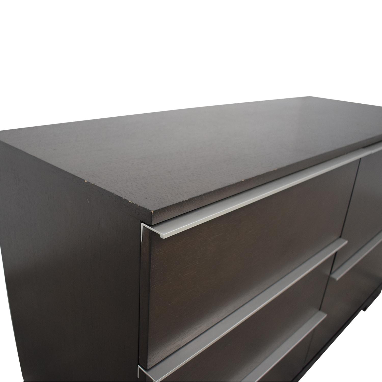 buy West Elm West Elm Nickel Inlay Dresser online