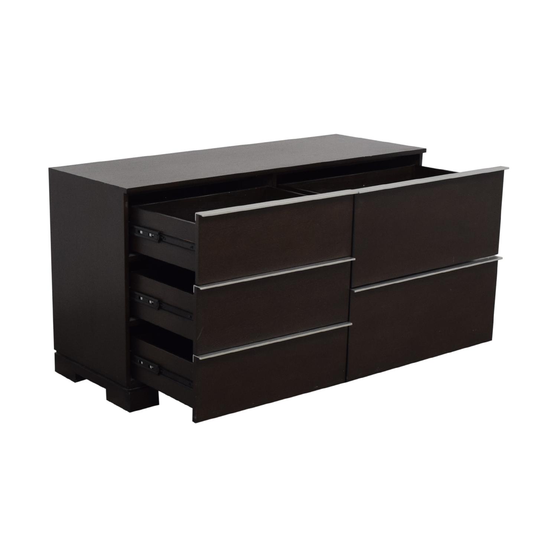 West Elm West Elm Nickel Inlay Dresser Dressers