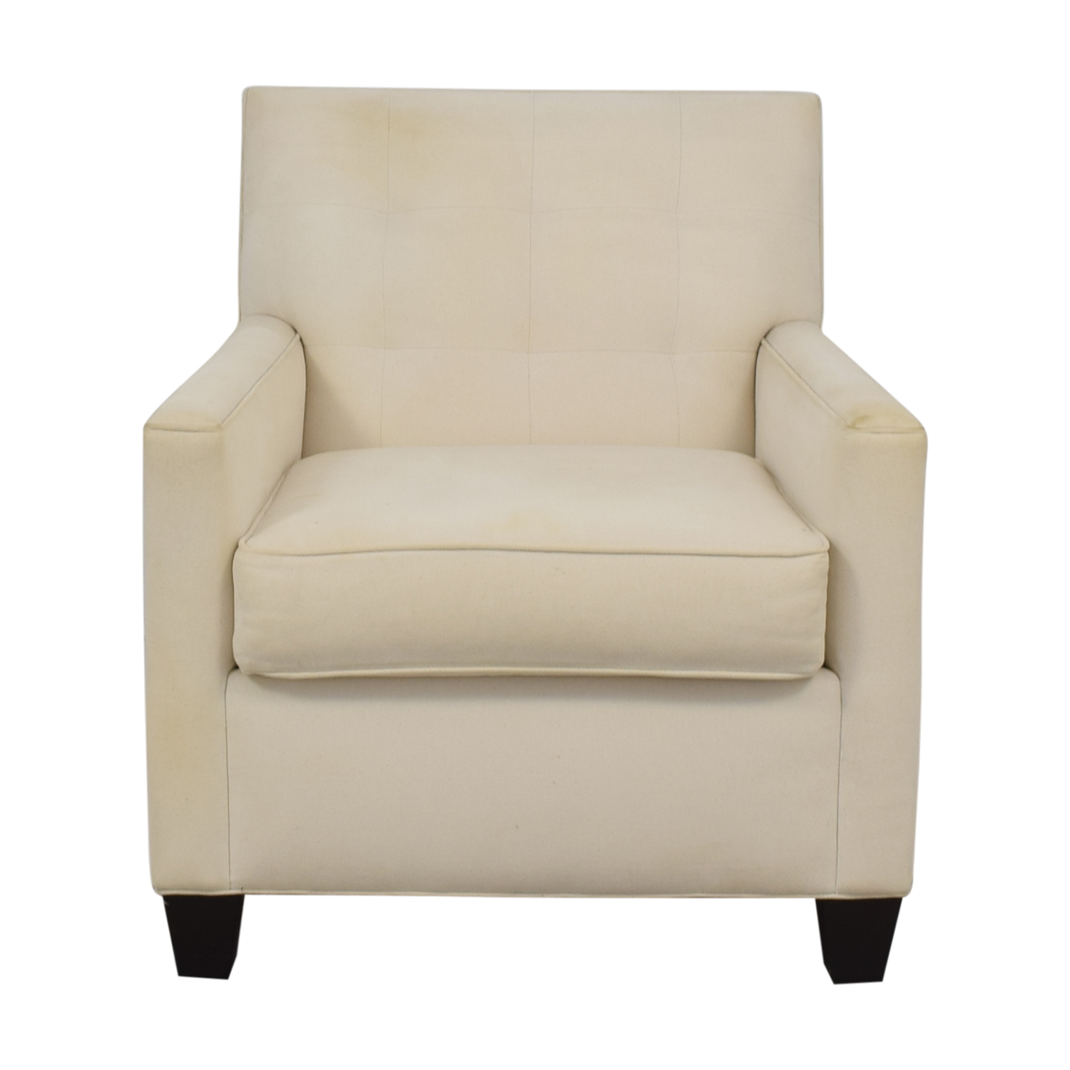 buy Nathan Anthony Tufted Lounge Chair Nathan Anthony