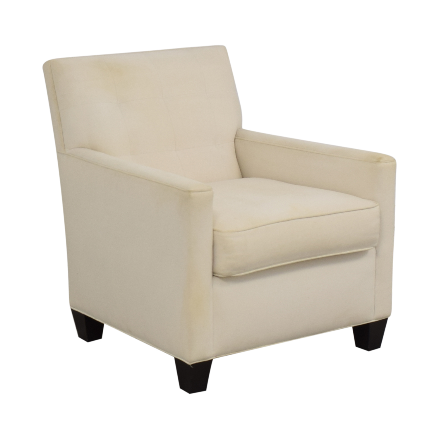 Nathan Anthony Nathan Anthony Tufted Lounge Chair Accent Chairs