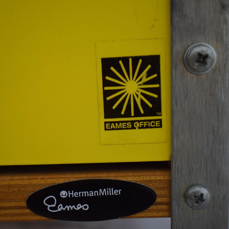 Herman Miller Herman Miller Eames Desk Unit in Multicolor dimensions