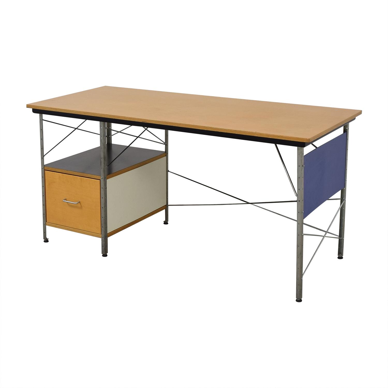shop Herman Miller Herman Miller Eames Desk Unit in Multicolor online