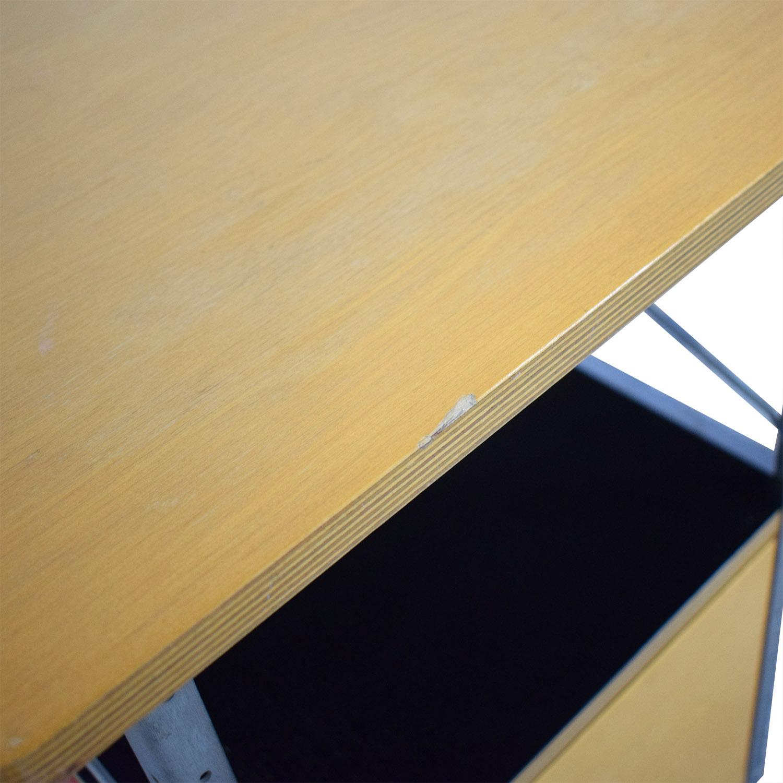 buy Herman Miller Eames Desk Unit in Multicolor Herman Miller Home Office Desks
