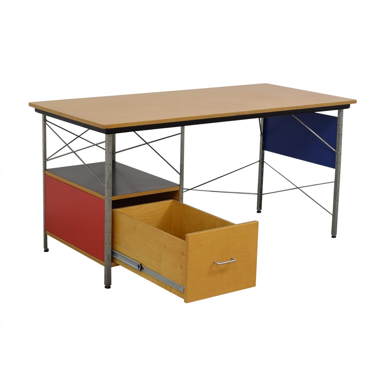 Herman Miller Herman Miller Eames Desk Unit in Multicolor on sale