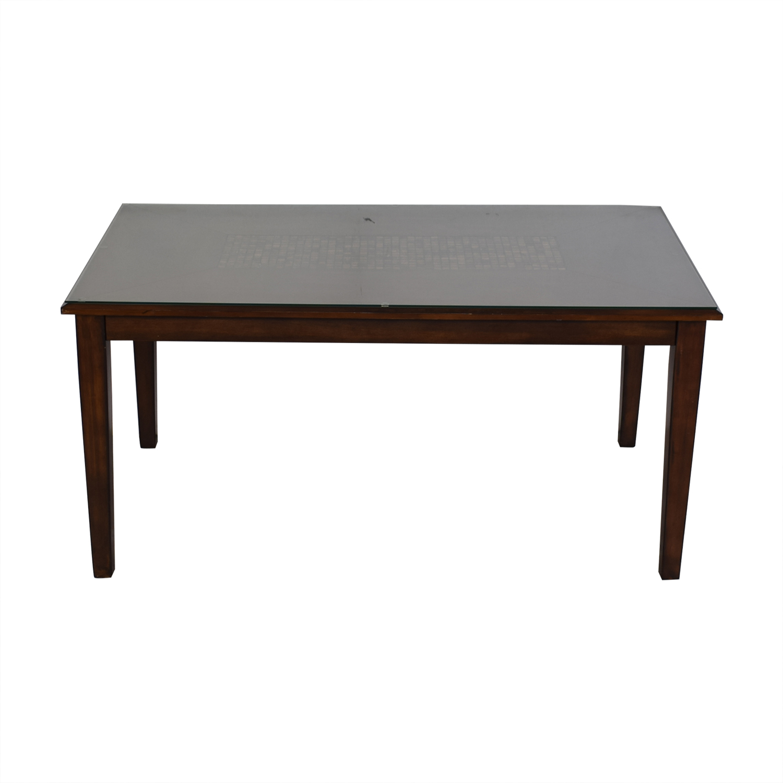 shop Jordan's Furniture Dining Table Jordan's Furniture Tables