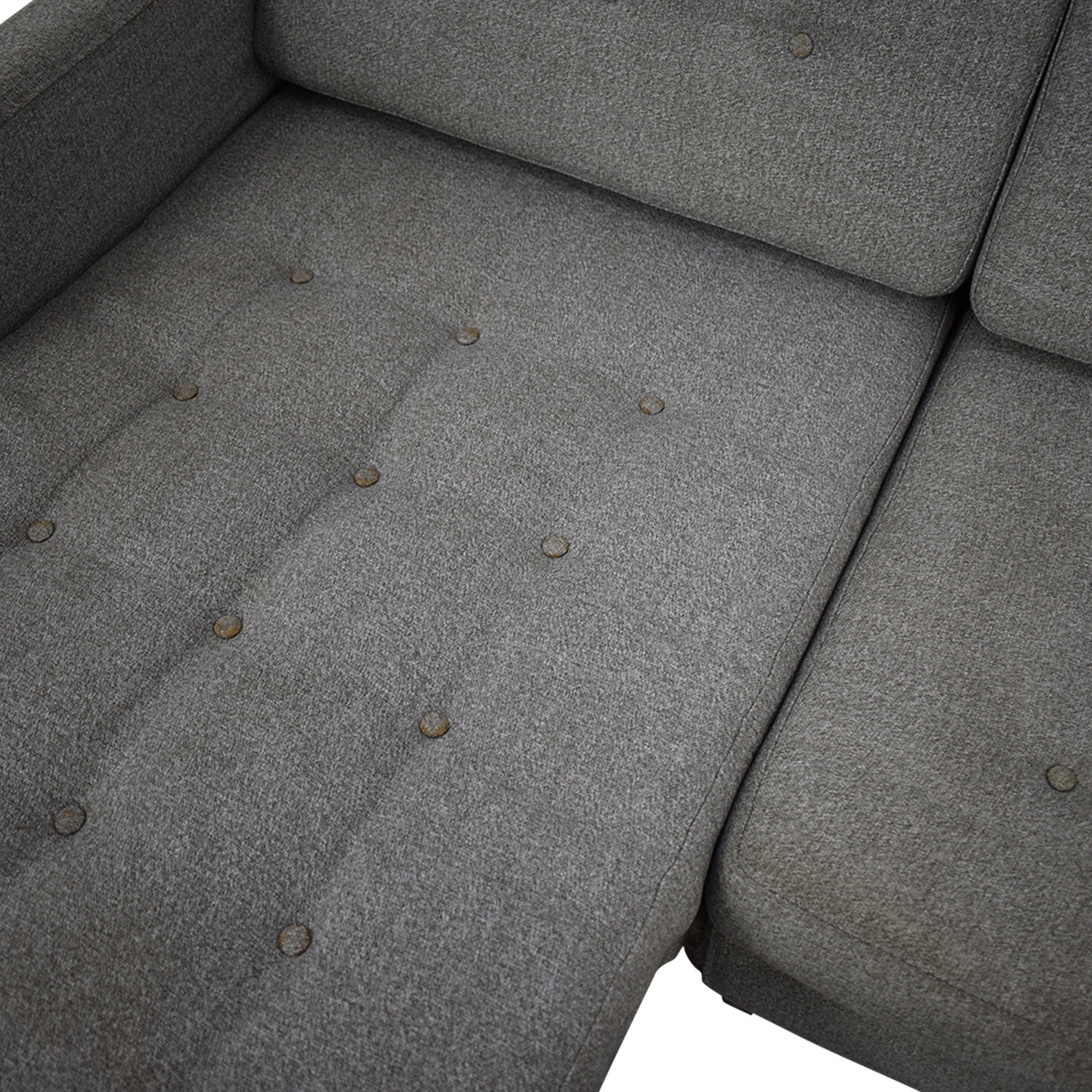CB2 CB2 Ditto II Sectional Sofa for sale