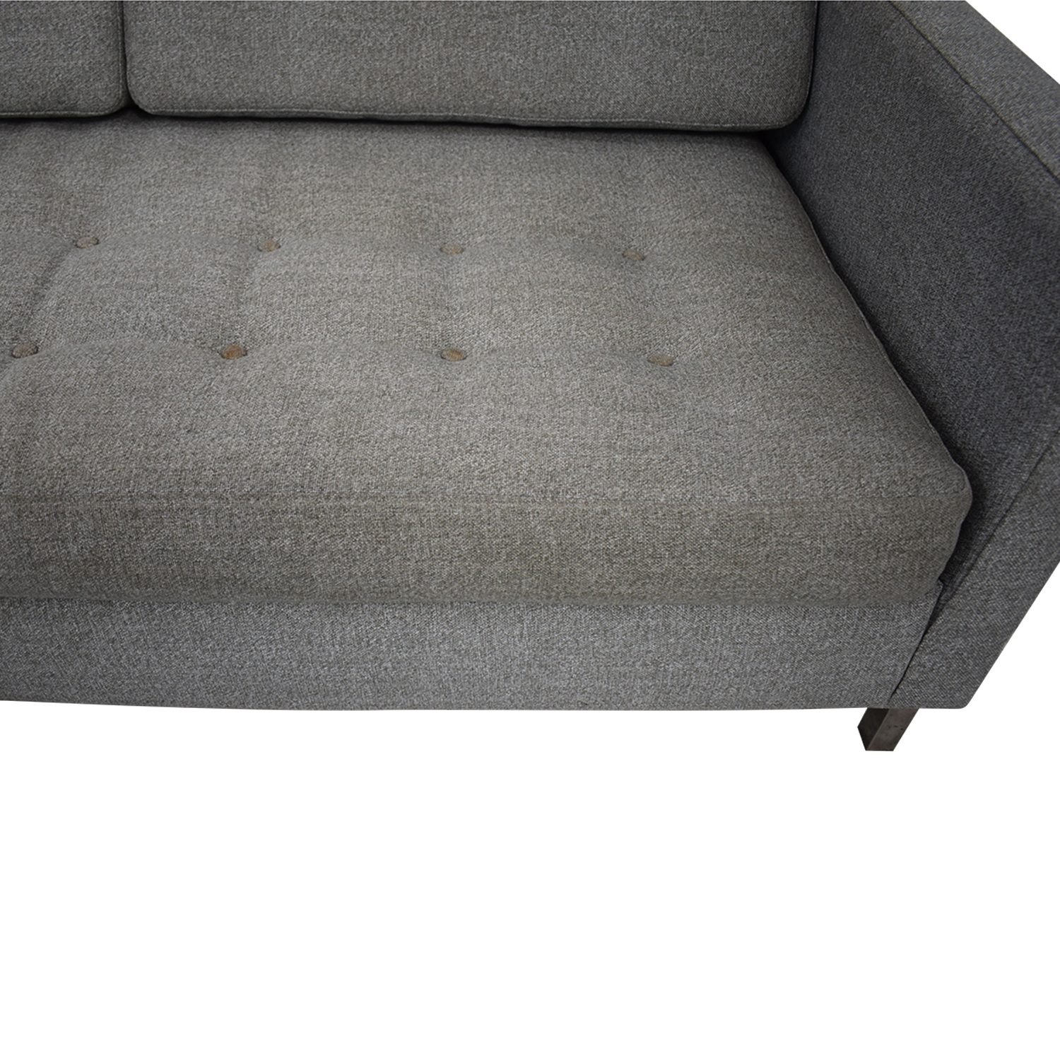 CB2 CB2 Ditto II Sectional Sofa Sofas