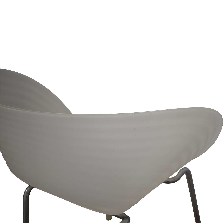 Brilliant 72 Off Vitra Vitra Ron Arad T Vac Chair Chairs Bralicious Painted Fabric Chair Ideas Braliciousco
