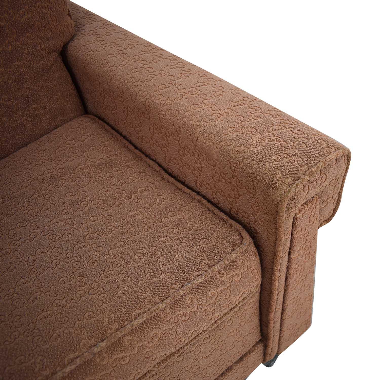 Vintage Mid Century Modern Sleeper Sofa / Sofa Beds