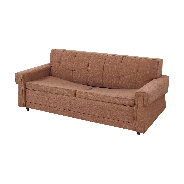 shop Vintage Mid Century Modern Sleeper Sofa