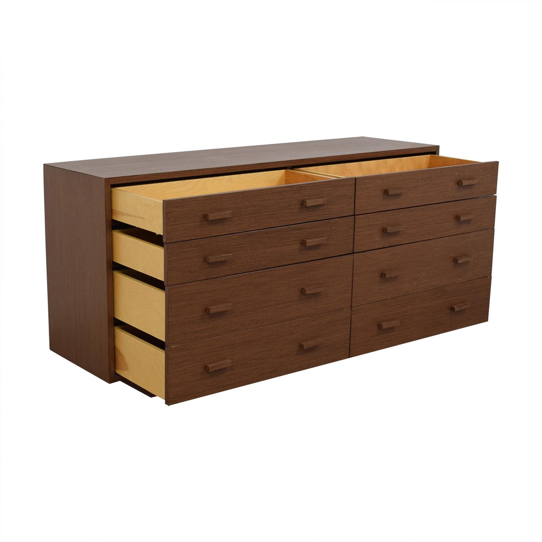 Room & Board Eight Drawer Dresser Room & Board