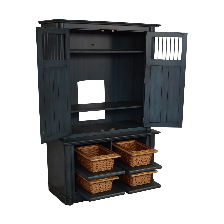 Rutt Cabinetry Bilotta Storage Armoire Rutt Cabinetry