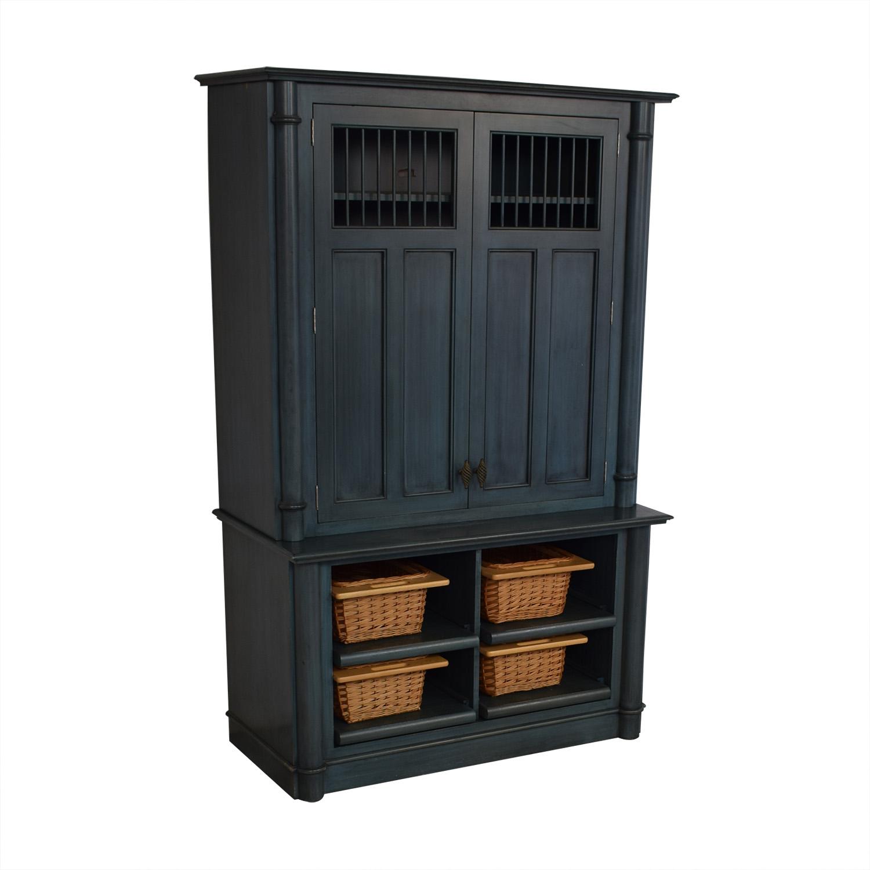 Rutt Cabinetry Bilotta Storage Armoire sale
