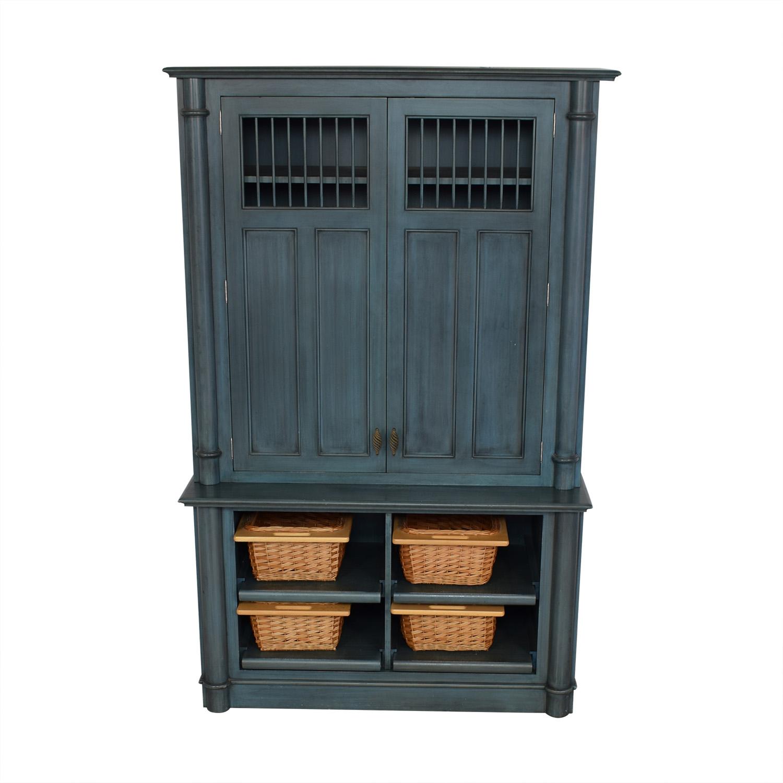 Rutt Cabinetry Bilotta Storage Armoire / Storage