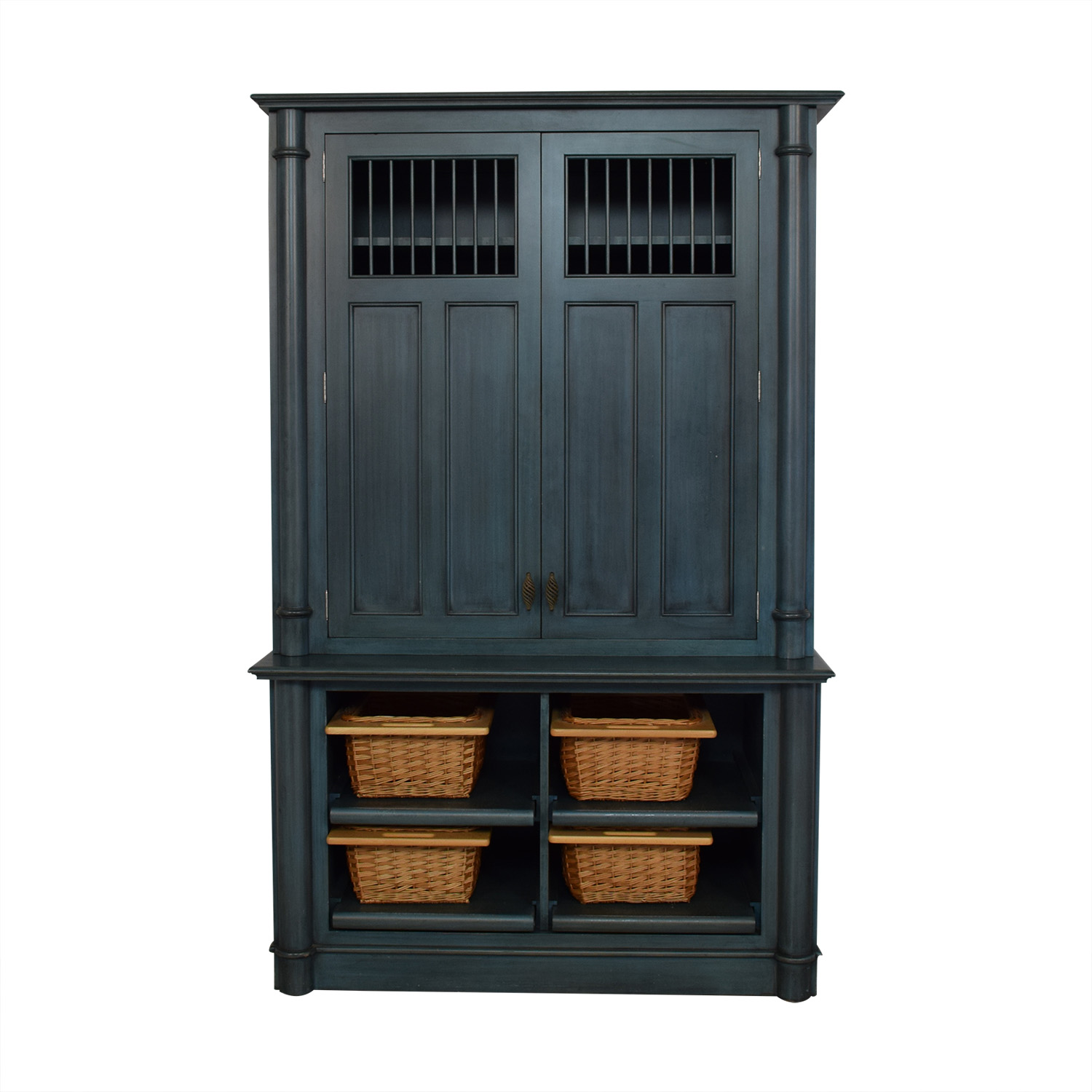 shop Rutt Cabinetry Bilotta Storage Armoire Rutt Cabinetry Wardrobes & Armoires