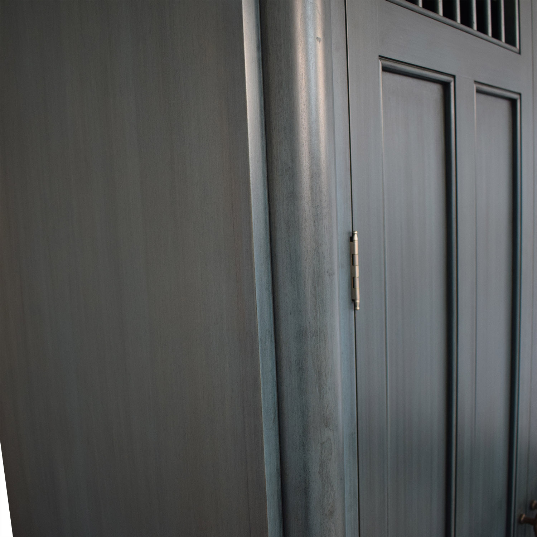 Rutt Cabinetry Bilotta Storage Armoire / Wardrobes & Armoires