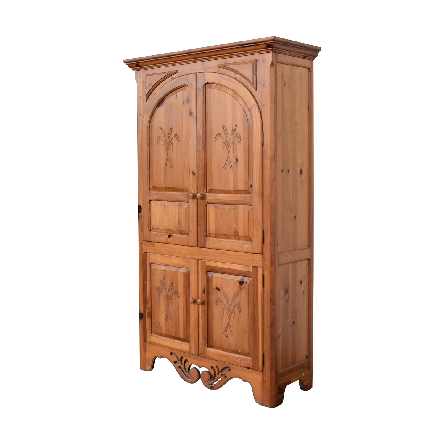 buy Thomasville Pine Armoire Thomasville Wardrobes & Armoires