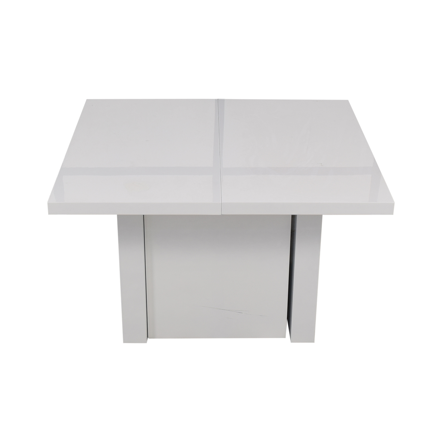 buy Orren Ellis Stotfold White Extendable Table Orren Ellis
