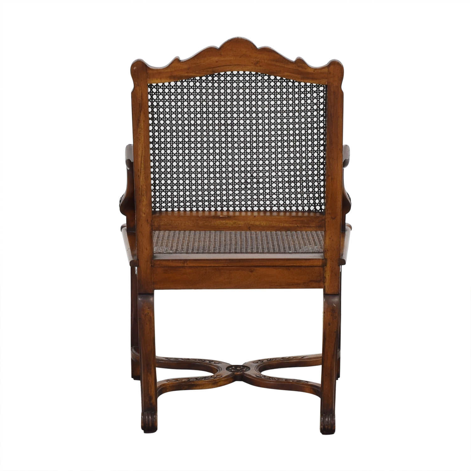 buy Decorative Carved Armchair  Chairs