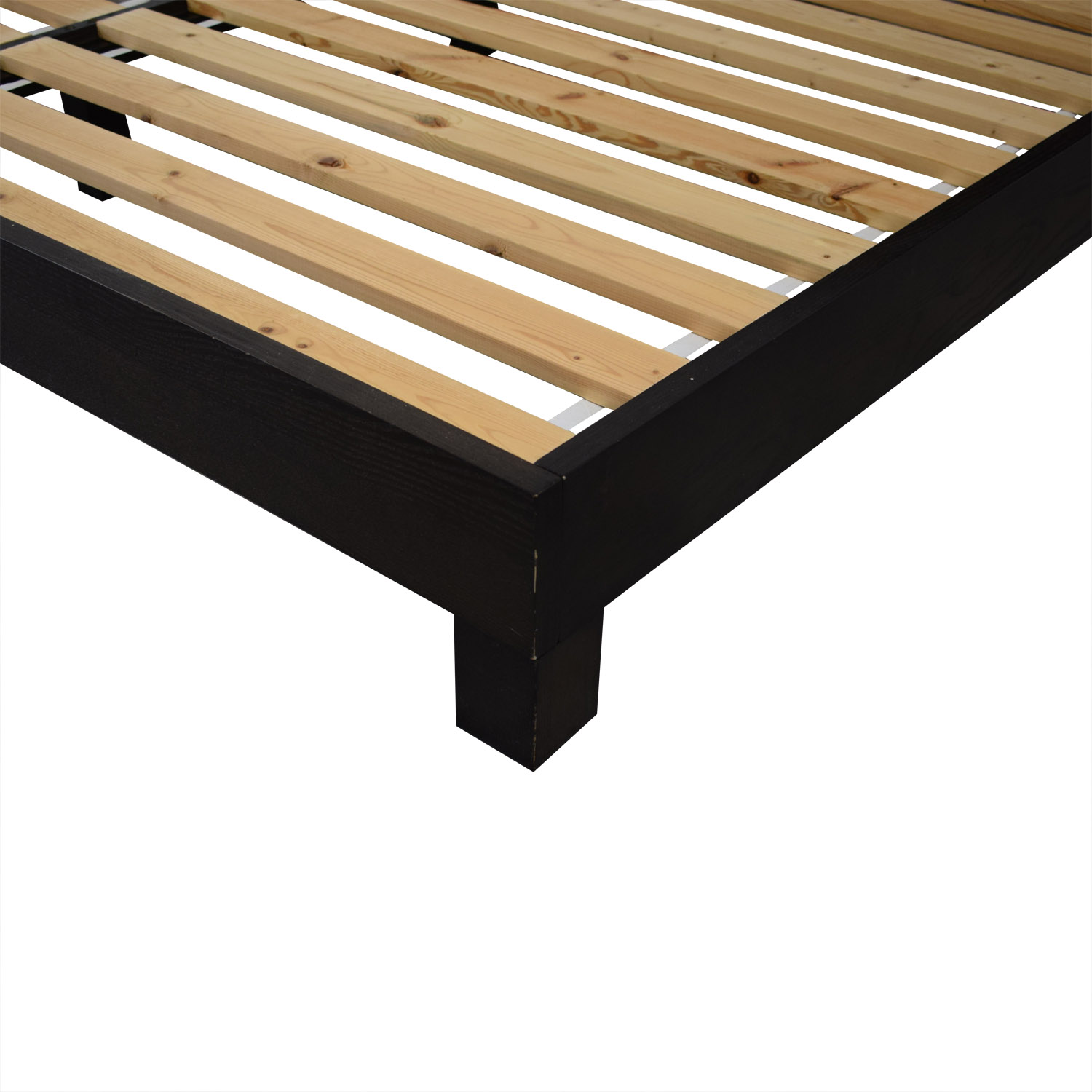 West Elm West Elm Inlay King Bed dimensions