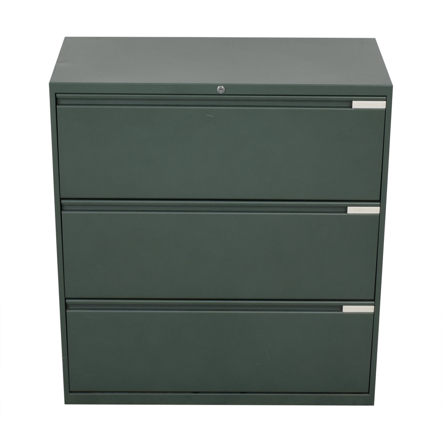 Office Specialty Office Speciality Three Drawer Lateral File Cabinet nyc