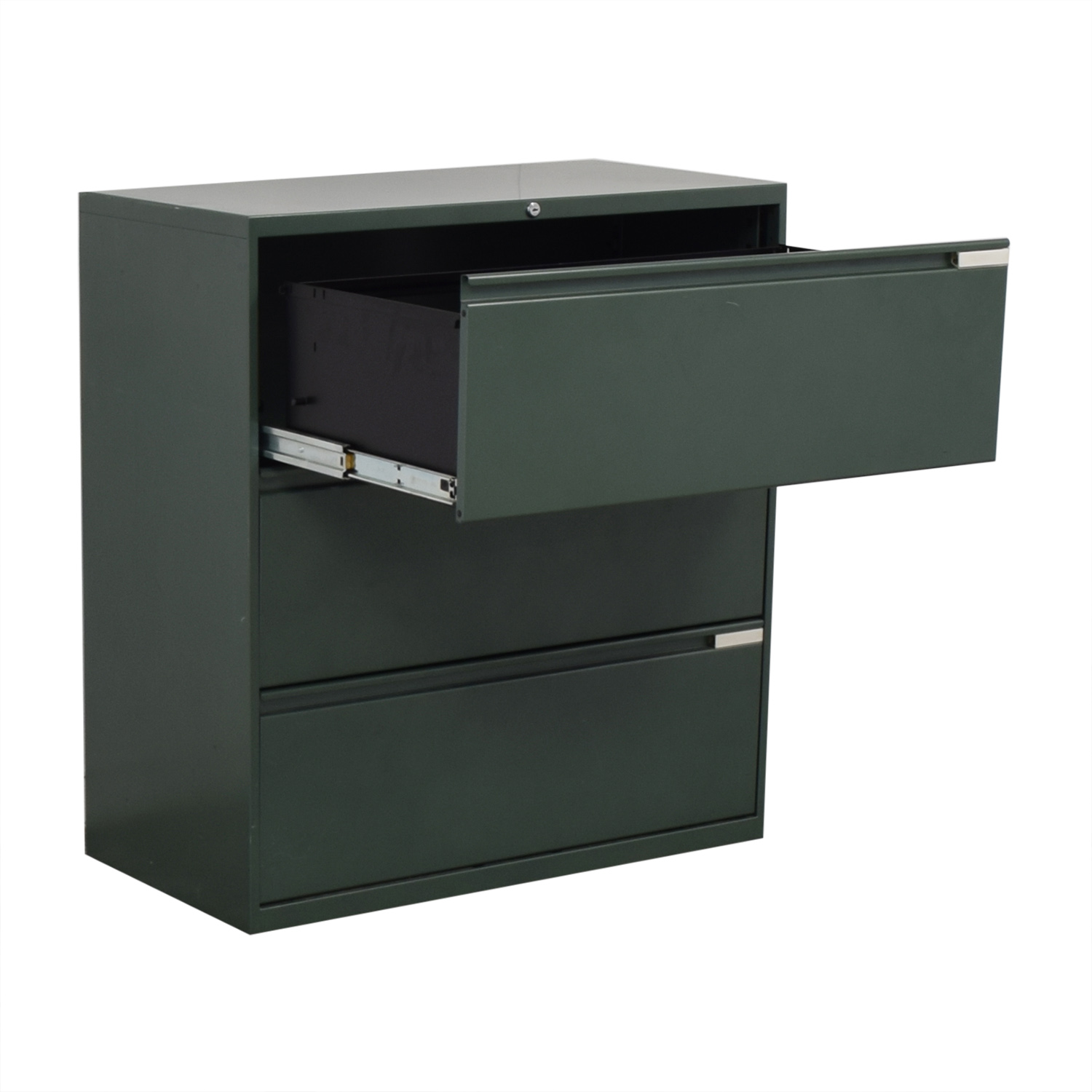 Office Specialty Office Speciality Three Drawer Lateral File Cabinet