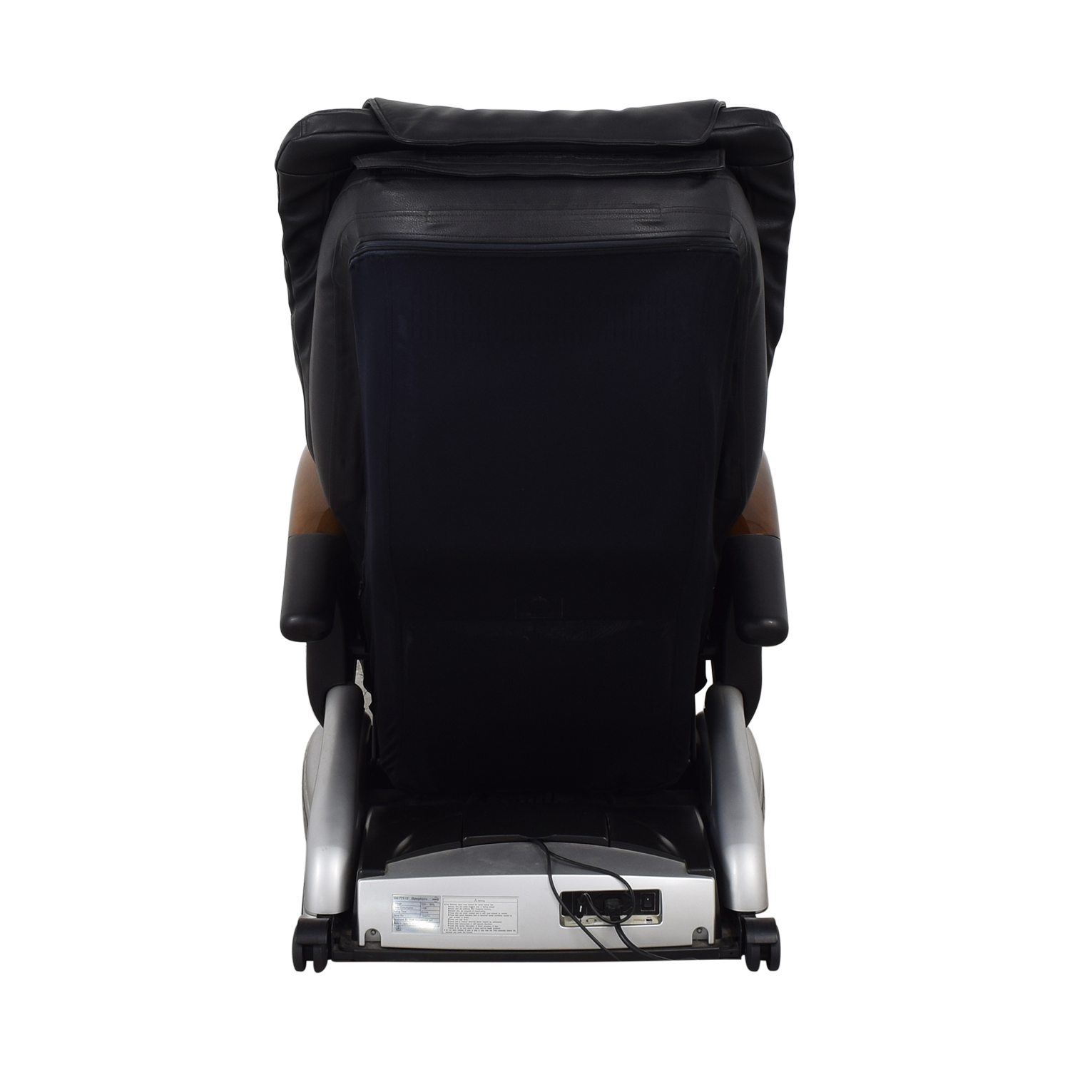 Brookstone Massage Chair with CD Player / Recliners