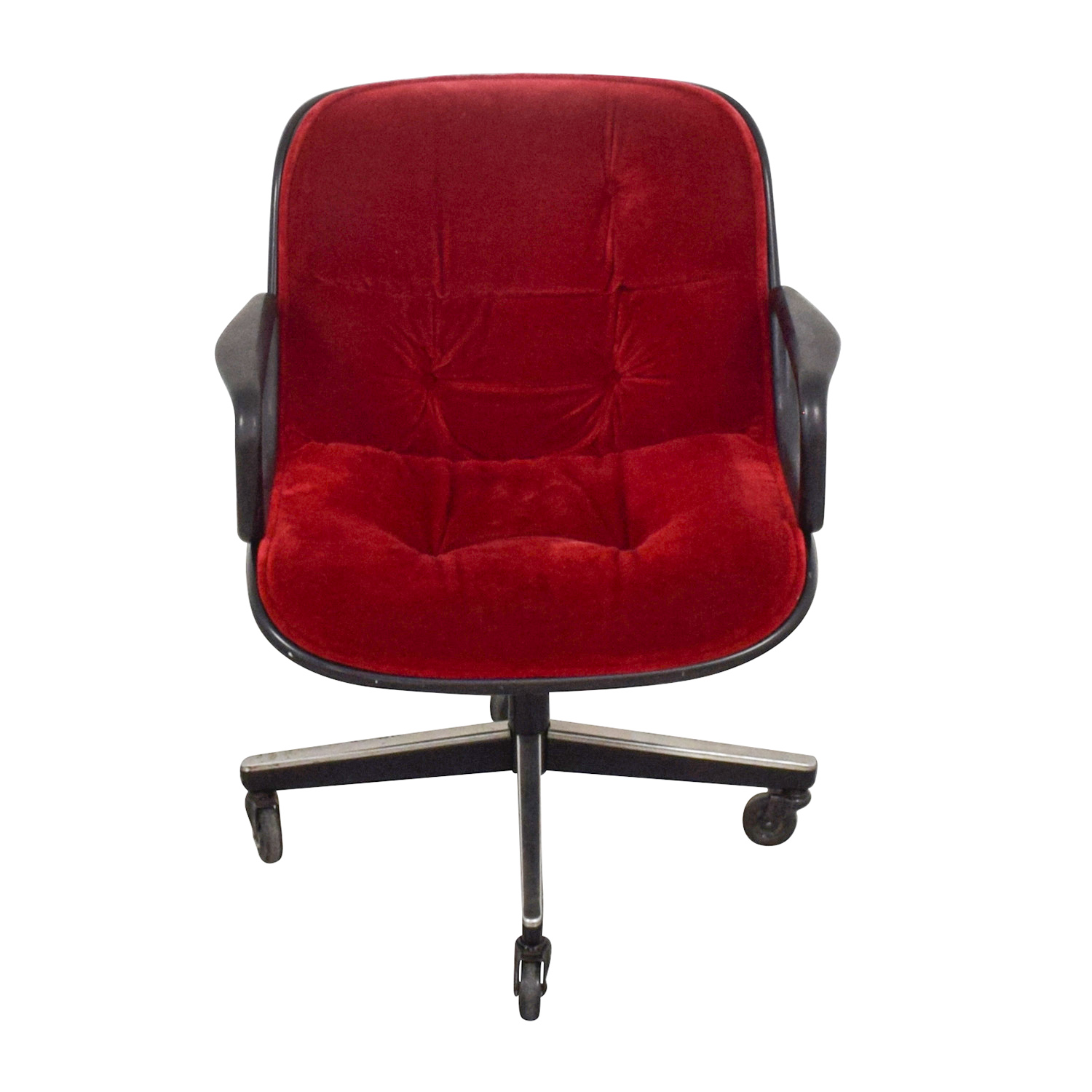 Knoll Pollock Executive Chair Knoll