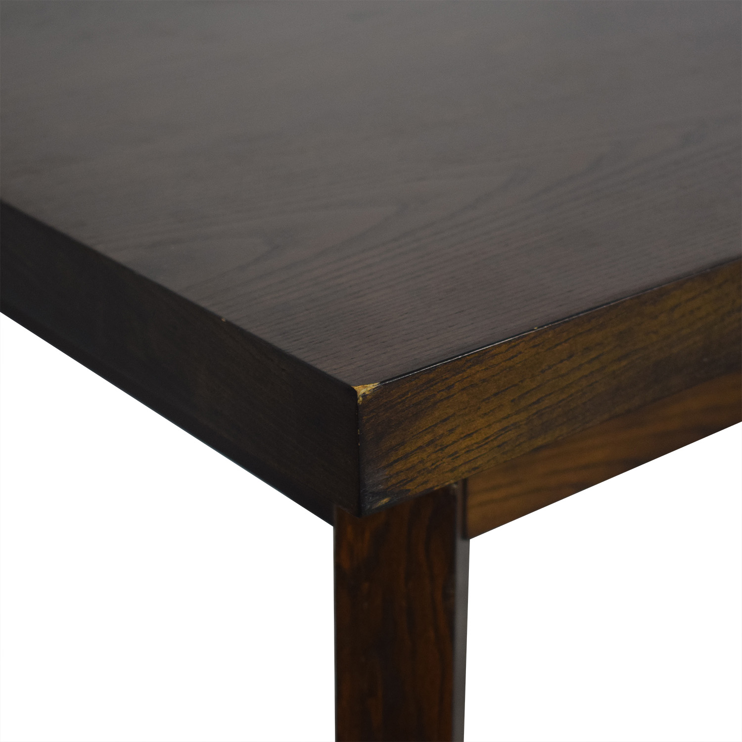 West Elm West Elm Angled-Leg Expandable Table dimensions