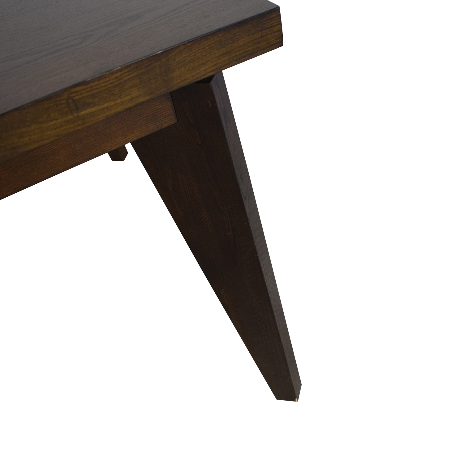 West Elm Angled-Leg Expandable Table West Elm