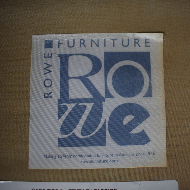 shop Rowe Furniture Rowe Furniture Patterned Geometric Armchair online