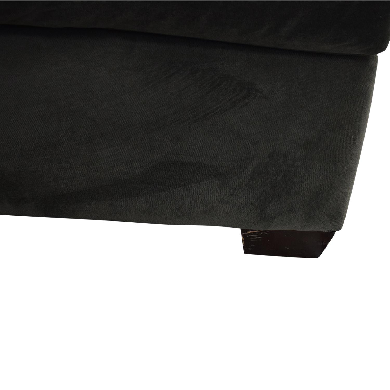 Macy's Macy's Chaise Sectional Sofa