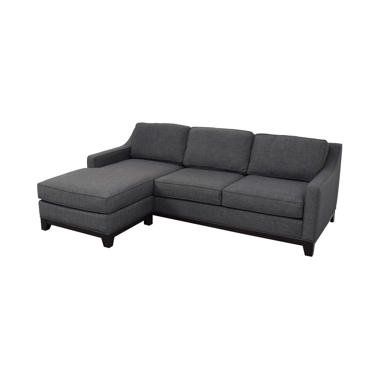 buy Macy's Keegan Fabric Reversible Chaise Sectional Sofa Macy's