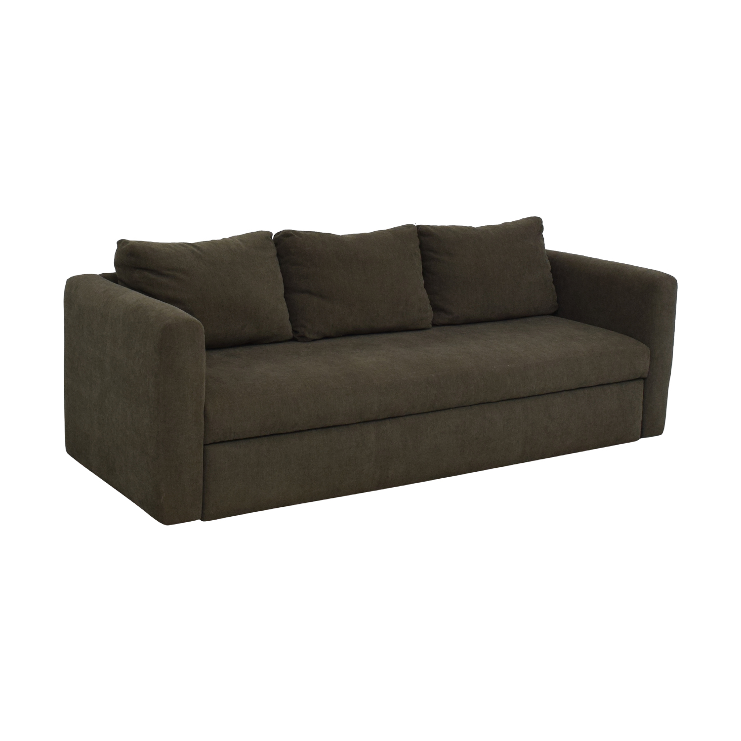 "shop Room & Board Room & Board Oxford Custom 86"" Pop-Up Platform Full Sleeper Sofa online"