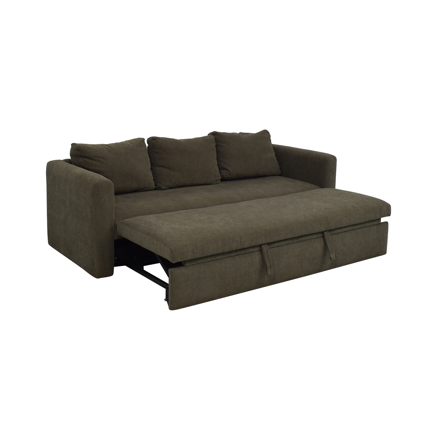 "buy Room & Board Oxford Custom 86"" Pop-Up Platform Full Sleeper Sofa Room & Board Sofa Beds"