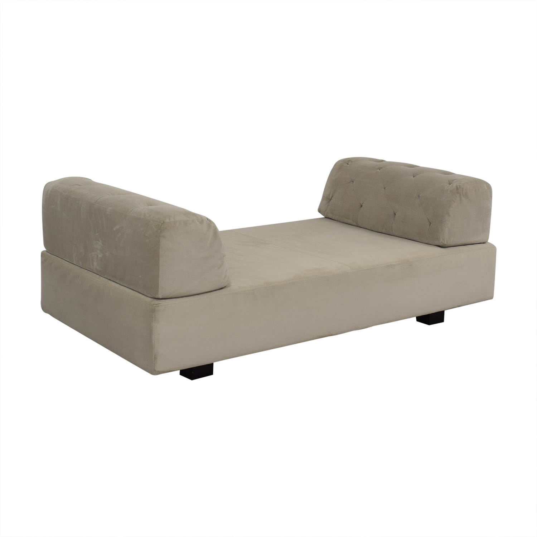 West Elm West Elm Tillary Armless Sofa Sofas