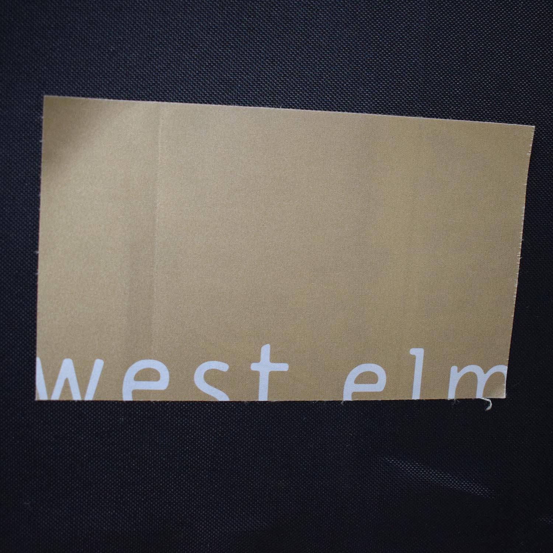 West Elm West Elm Tillary Armless Sofa second hand