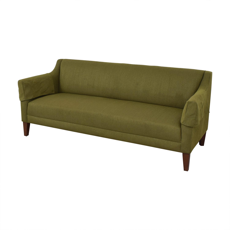buy Crate & Barrel Crate & Barrel Margot II Grande Tight Back Sofa online