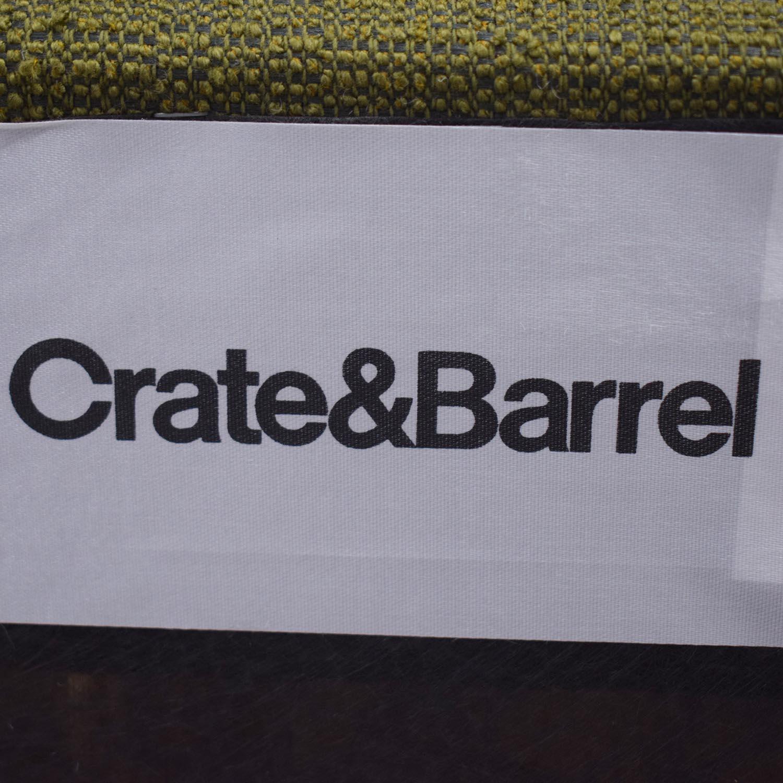 Crate & Barrel Crate & Barrel Margot II Grande Tight Back Sofa discount