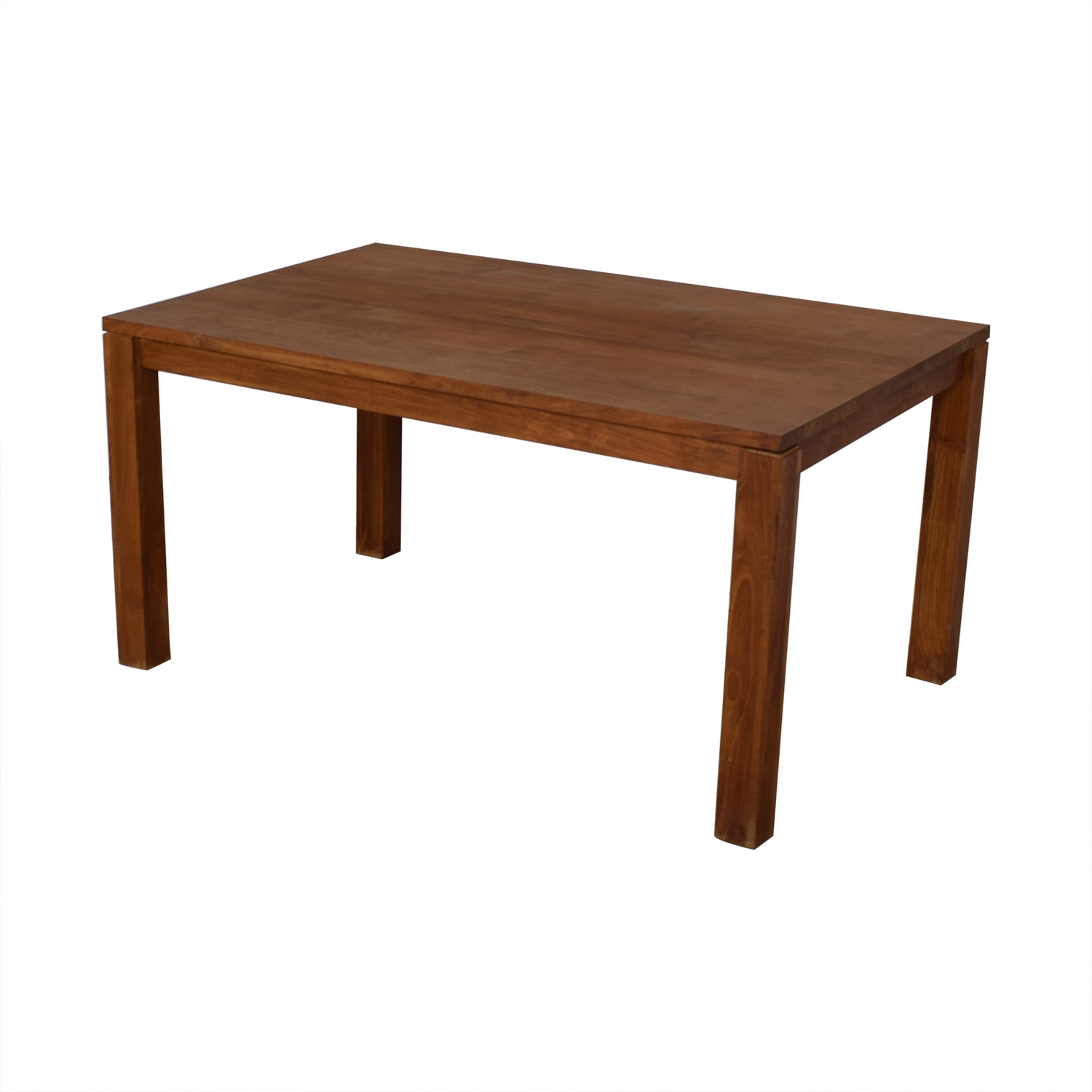 Crate & Barrel Crate & Barrel Rectangular Dining Table used