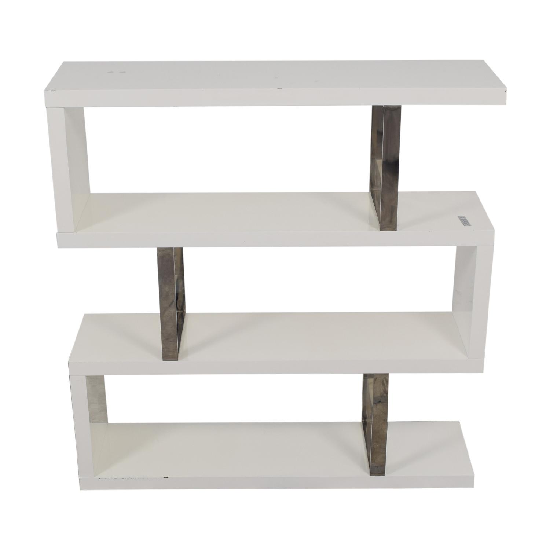 Modani Modani Eden Mid Century Modern Shelf dimensions