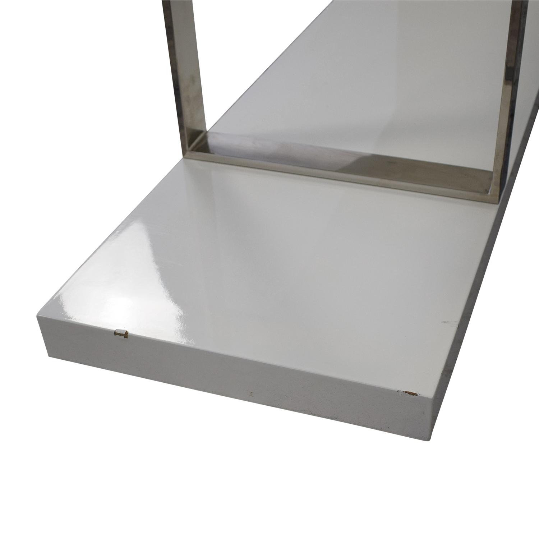 buy Modani Eden Mid Century Modern Shelf Modani Bookcases & Shelving