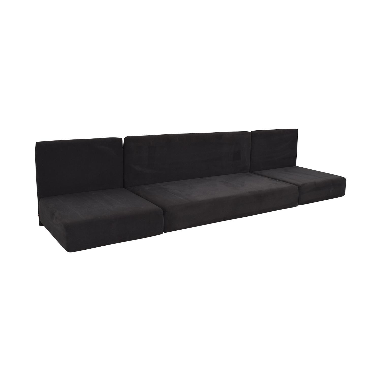 E15 E15 Shiraz Modular Sofa and Ottoman Sectionals