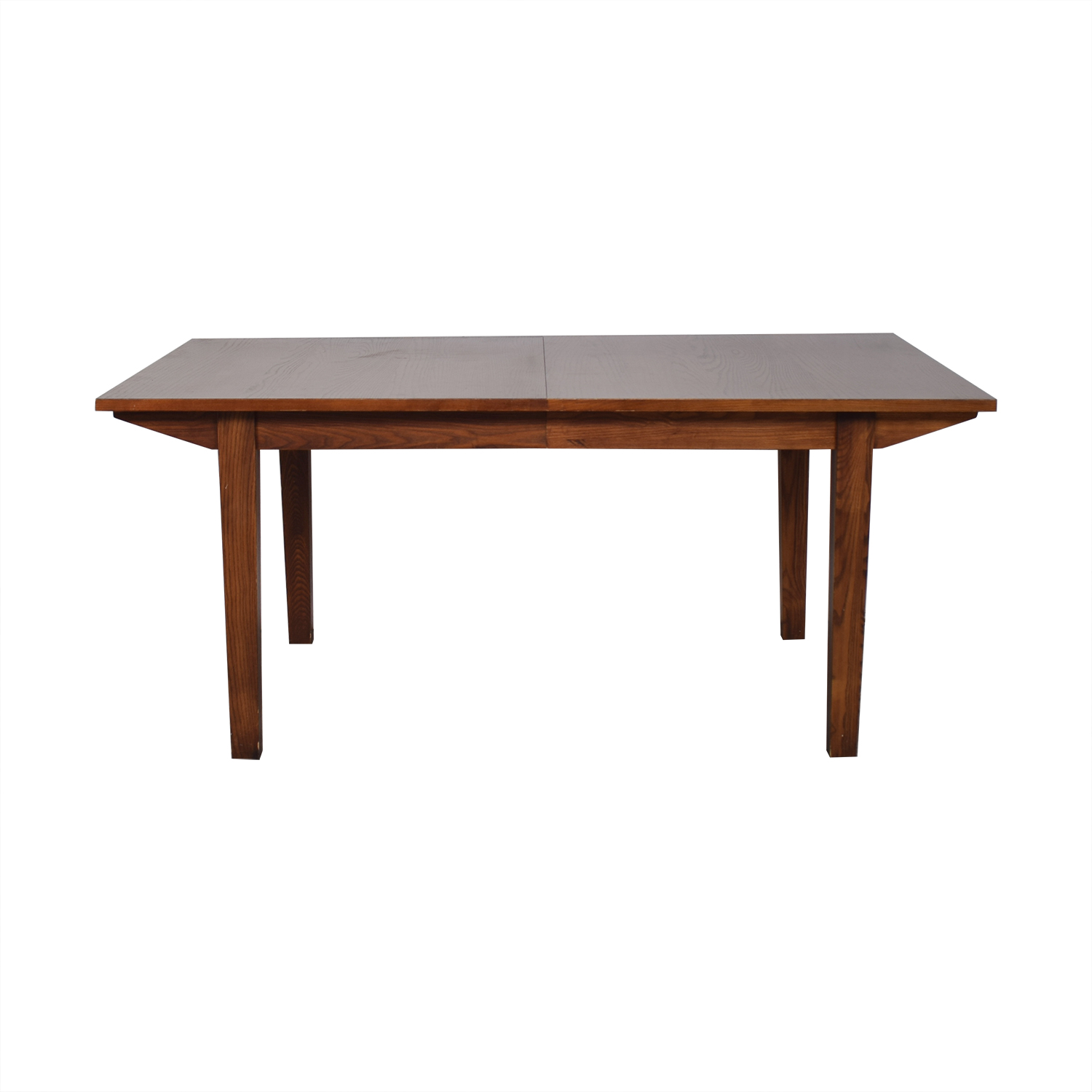 Ethan Allen Ethan Allen Wood Extension Dining Table on sale