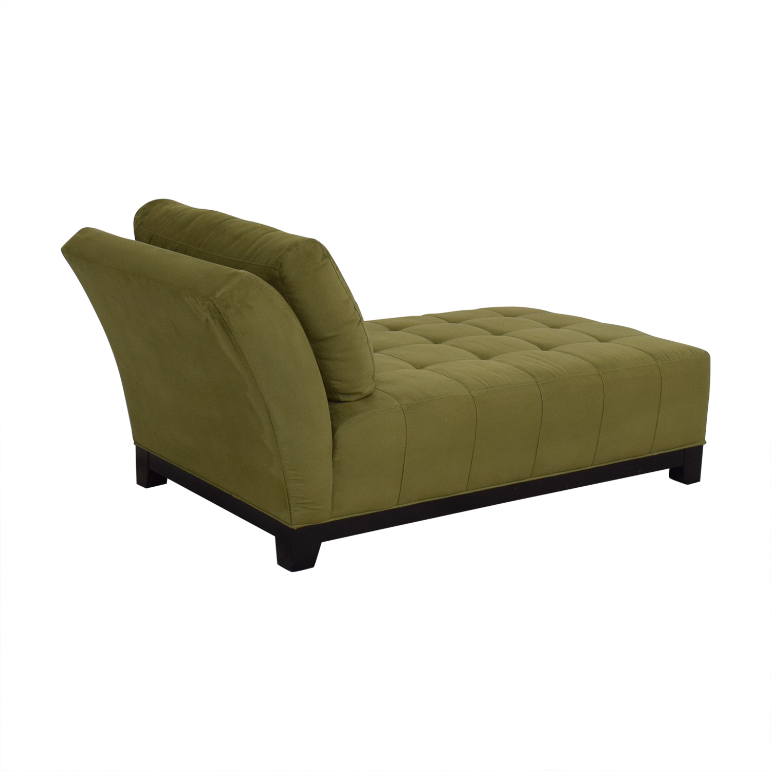 Raymour & Flanigan Raymour & Flanigan Tufted Chaise Lounge nj