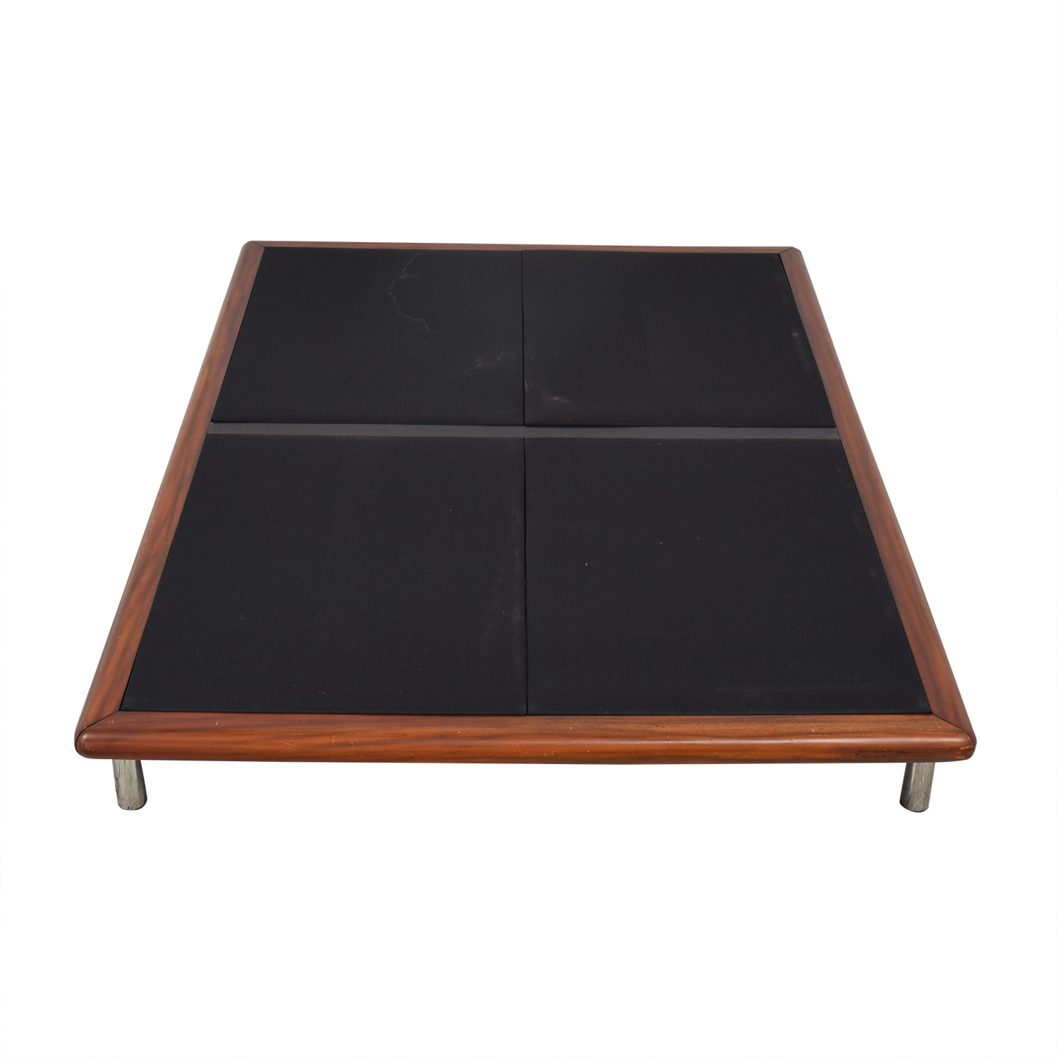 Charles P. Rogers Charles P. Rogers Mies Platform Full Bed Beds