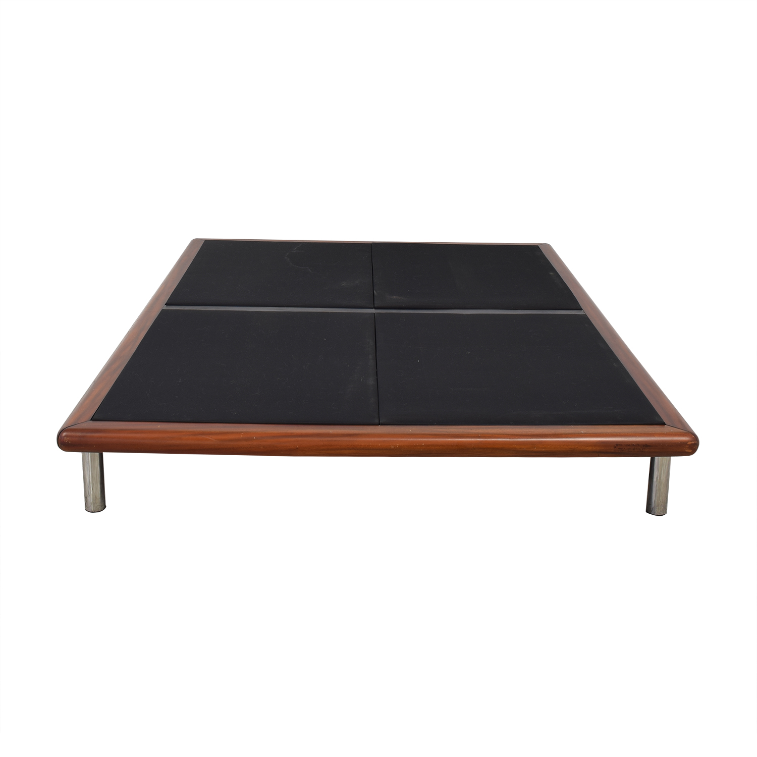 Charles P. Rogers Mies Platform Full Bed Charles P. Rogers