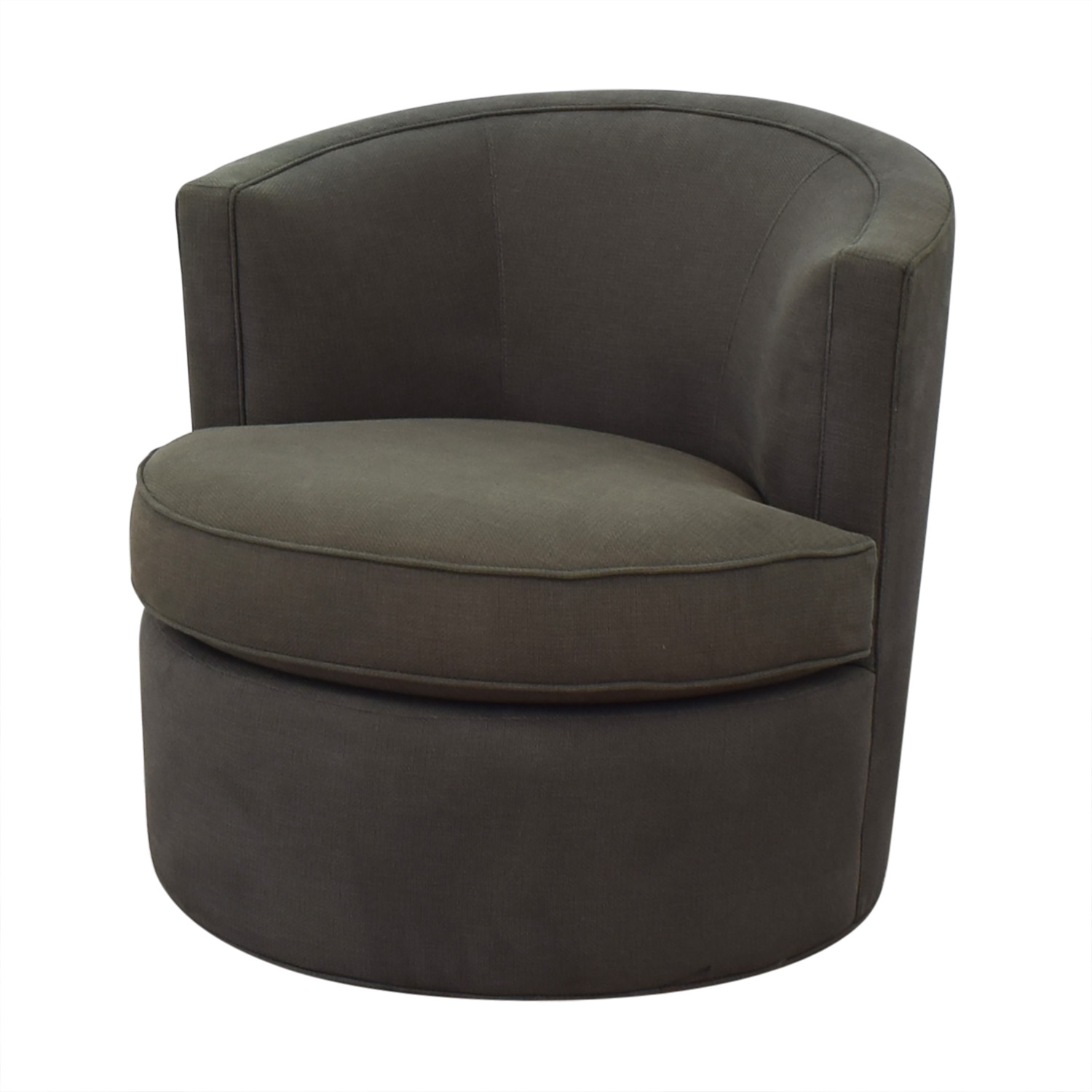 Room & Board Room & Board Otis Swivel Chair dark gray