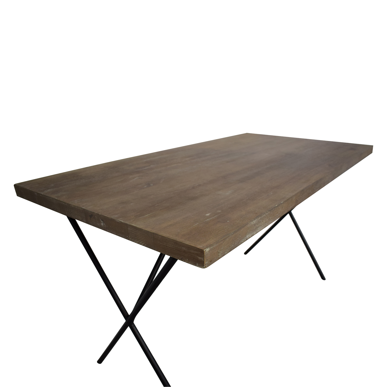 West Elm West Elm Truss Work Table for sale