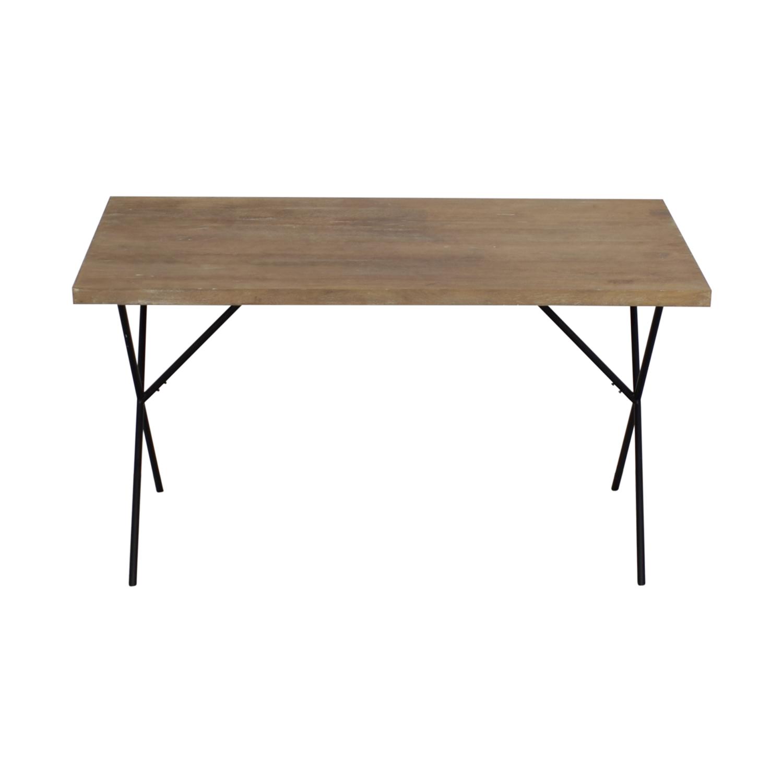 shop West Elm West Elm Truss Work Table online